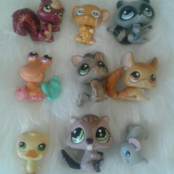 Hasbro Other - Littlest Pet Shop lot2